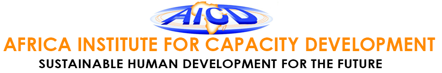 Africa Institute for Capacity Development